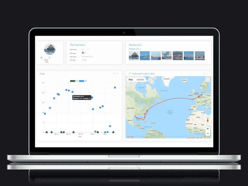 OSINT-Sea-Port-Security-platform
